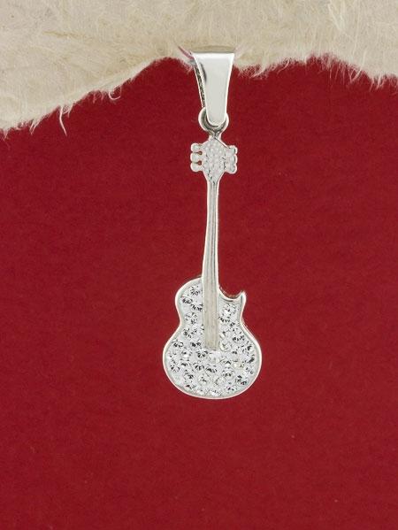 Сребърен медальон - P304