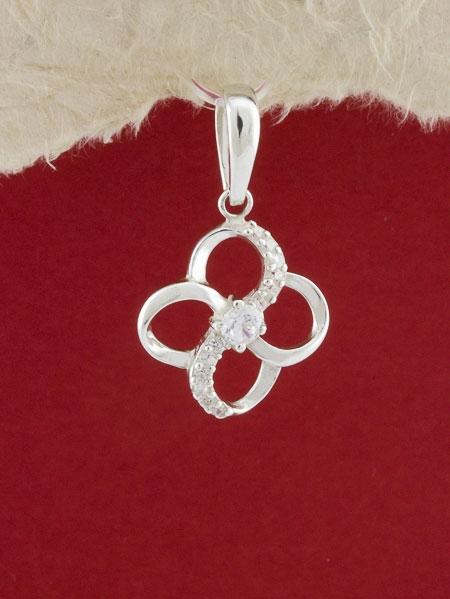 Сребърен медальон - P313