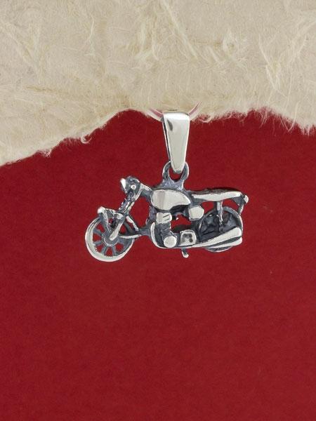Сребърен медальон - P325