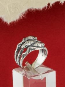 Сребърен пръстен - R331