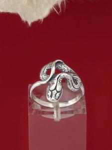Сребърен пръстен - R332