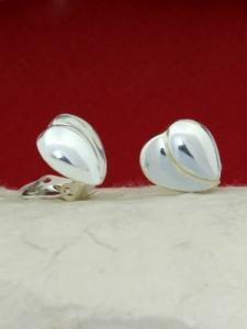 Сребърни обеци E17714
