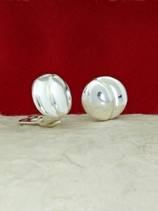 Сребърни обеци - E17720