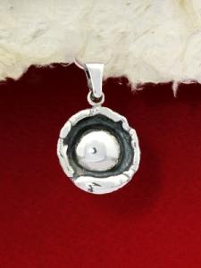 Сребърен медальон SP20