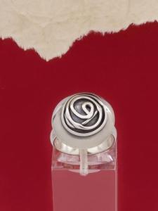 Сребърен пръстен - HR12
