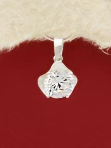 Сребърен медальон - PK331