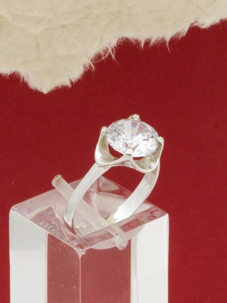 Сребърен пръстен - RK331