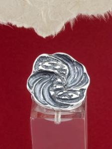 Сребърен пръстен - RK20