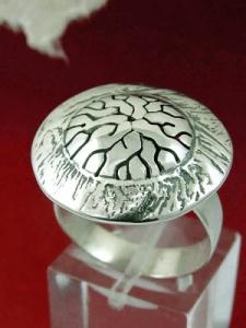 Сребърен пръстен - RK27
