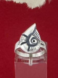 Сребърен пръстен - RK30 - малък