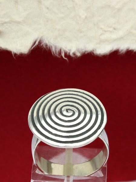 Сребърен пръстен - RK2A