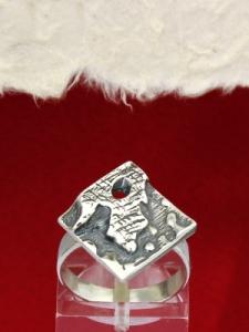 Сребърен пръстен - RK7A