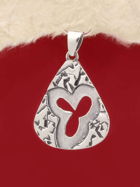 Сребърен медальон - PK29A
