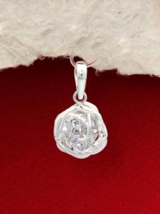 Сребърен медальон - PK346А