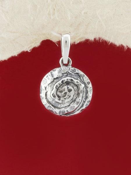 Сребърен медальон - PK33