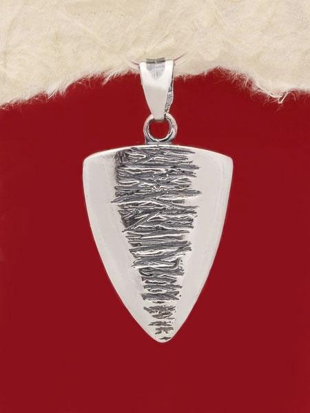 Сребърен медальон - PK40