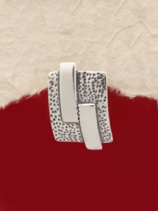 Сребърен медальон - PK34