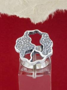 Сребърен пръстен - RK37