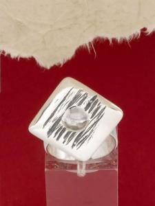 Сребърен пръстен - RK39