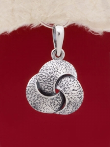 Сребърен медальон - PK53