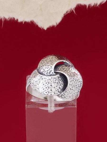 Сребърен пръстен - RK53