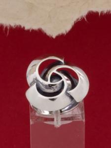 Сребърен пръстен - RK54