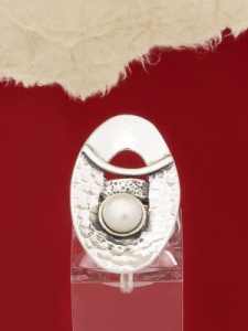 Сребърен пръстен - RK55