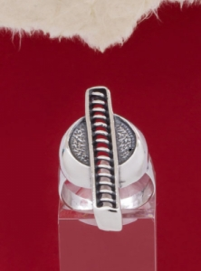 Сребърен пръстен - RK58