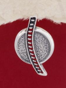 Сребърен медальон - PK58