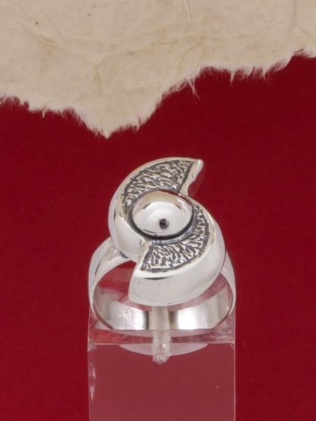 Сребърен пръстен - RK59