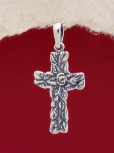 Сребърен медальон - PK60