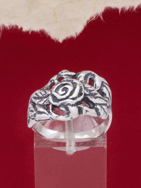 Сребърен пръстен - RK60