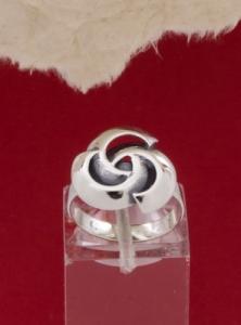 Сребърен пръстен - RK54A