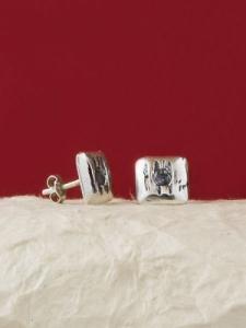 Сребърни обеци - EK39A
