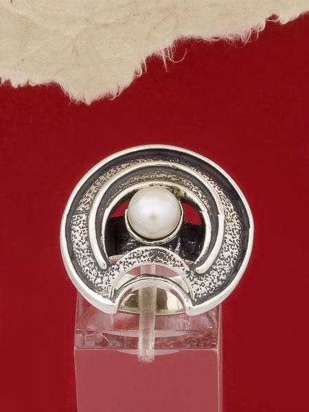 Сребърен пръстен - RK71