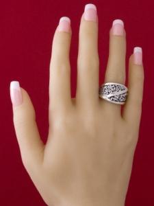 Сребърен пръстен RK63