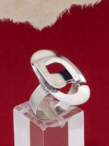 Сребърен пръстен RK67