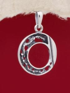 Сребърен медальон PK70