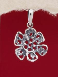 Сребърен медальон PK72
