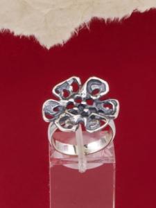 Сребърен пръстен RK72