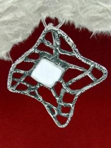 Сребърен медальон - PK78