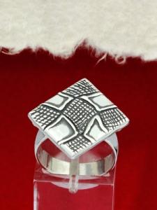 Сребърен пръстен - RK81А