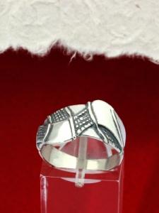 Сребърен пръстен - RK81R