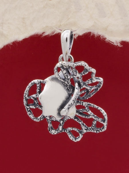 Сребърен медальон - PK85