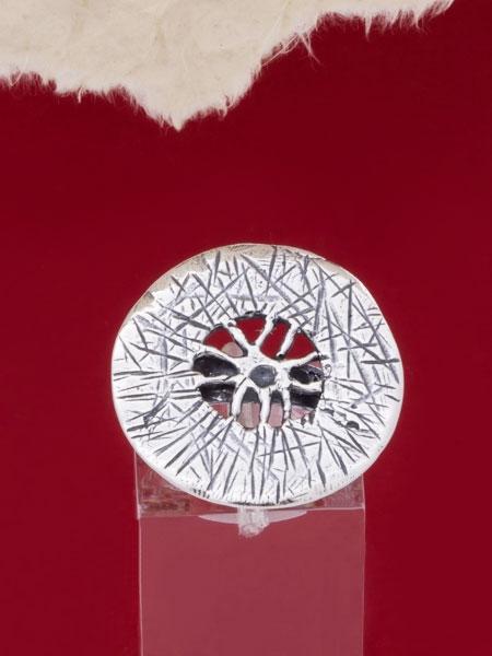 Сребърен пръстен - RK86