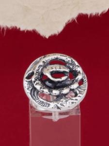 Сребърен пръстен - RK87