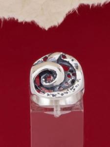 Сребърен пръстен - RK89
