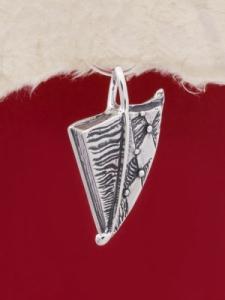 Сребърен медальон - PK90