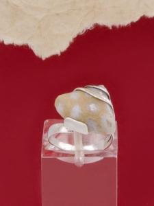 Сребърен пръстен RK130 Дендрит ахат