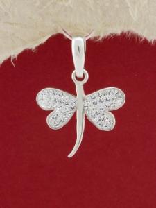 Сребърен медальон - P310